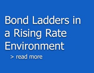 Bond Ladders in a rising rate environment-
